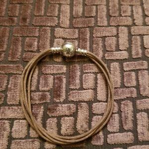 Triple Strand Pandora Bracelet